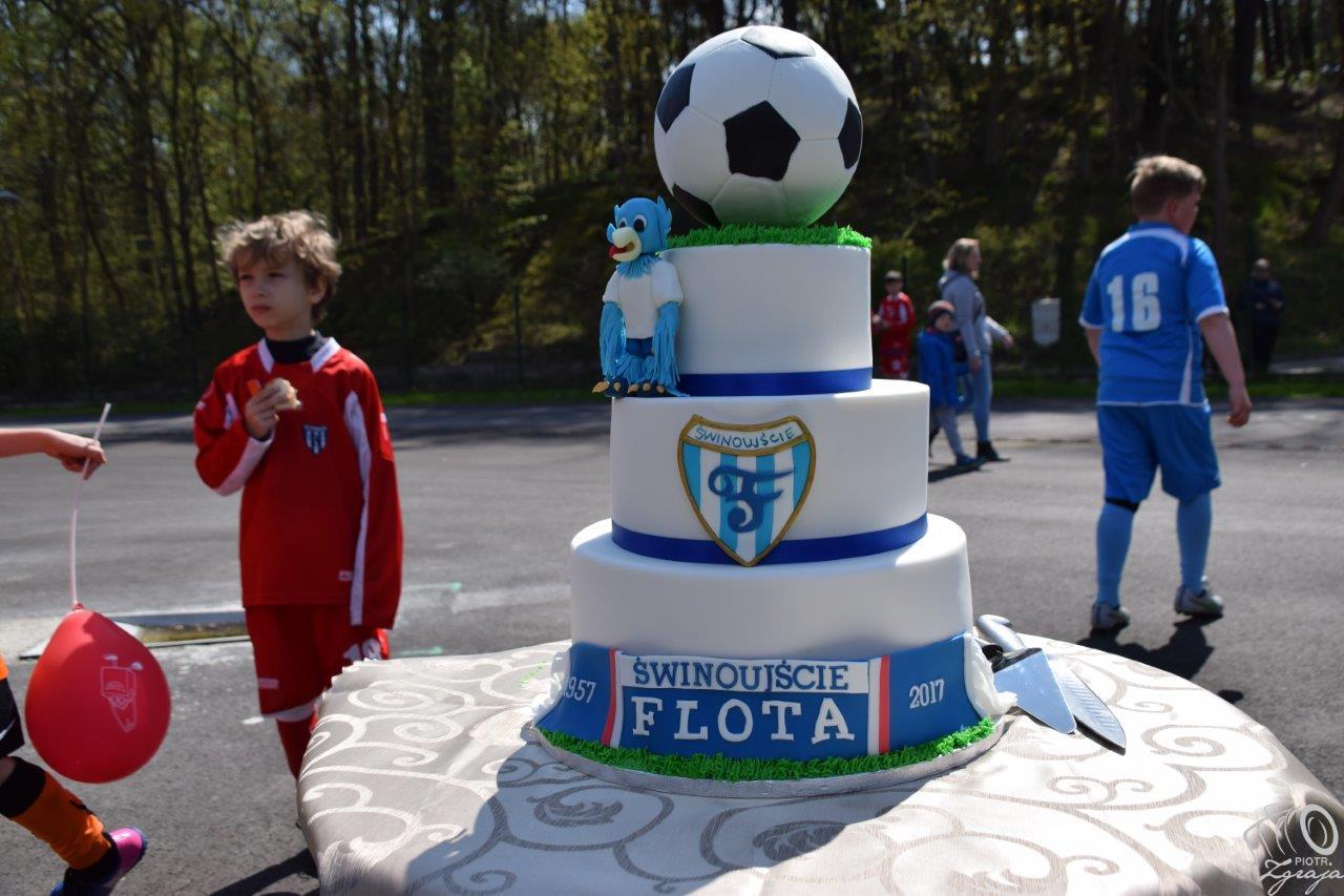Turniej majowy 60 lat Klubu FLOTA Świnoujście