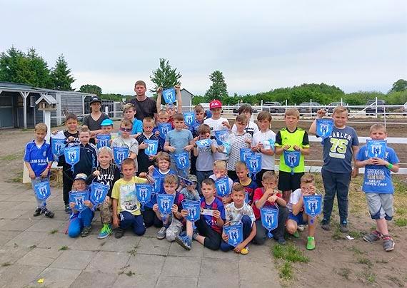 Dzień Dziecka Morskiego Klubu Piłkarskiego FLOTA Świnoujście