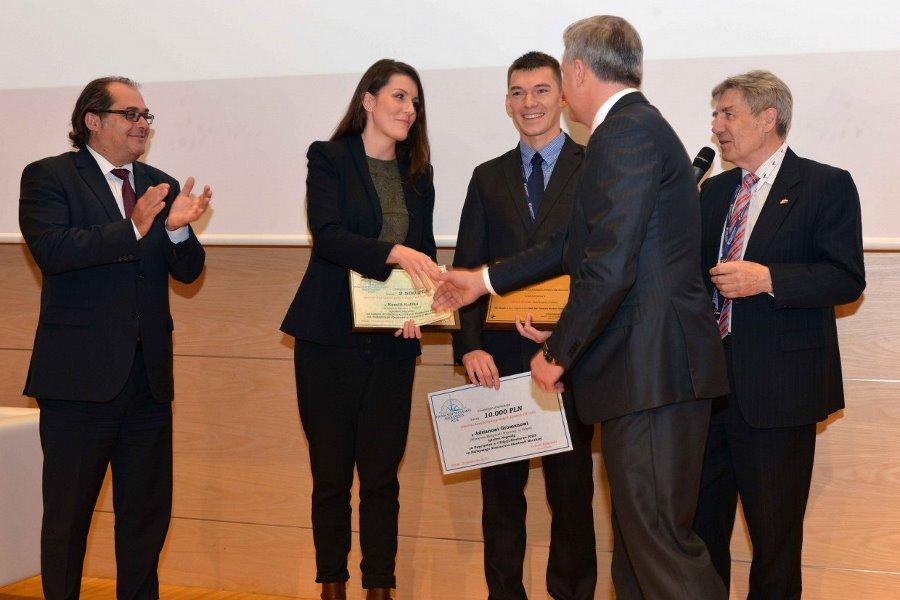 Nagrody dla studentów na Forum Gospodarki Morskiej