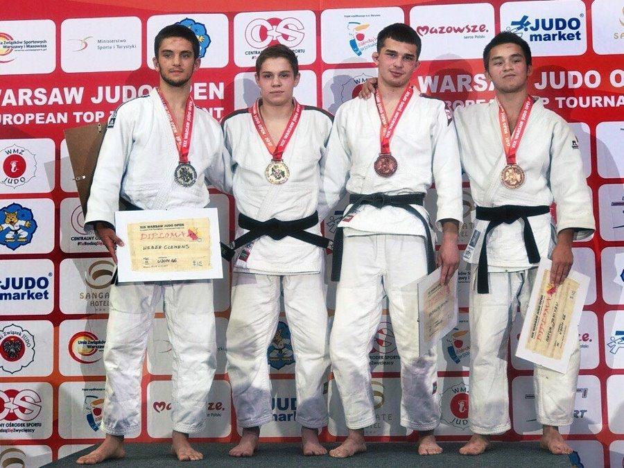 Sukces w judo