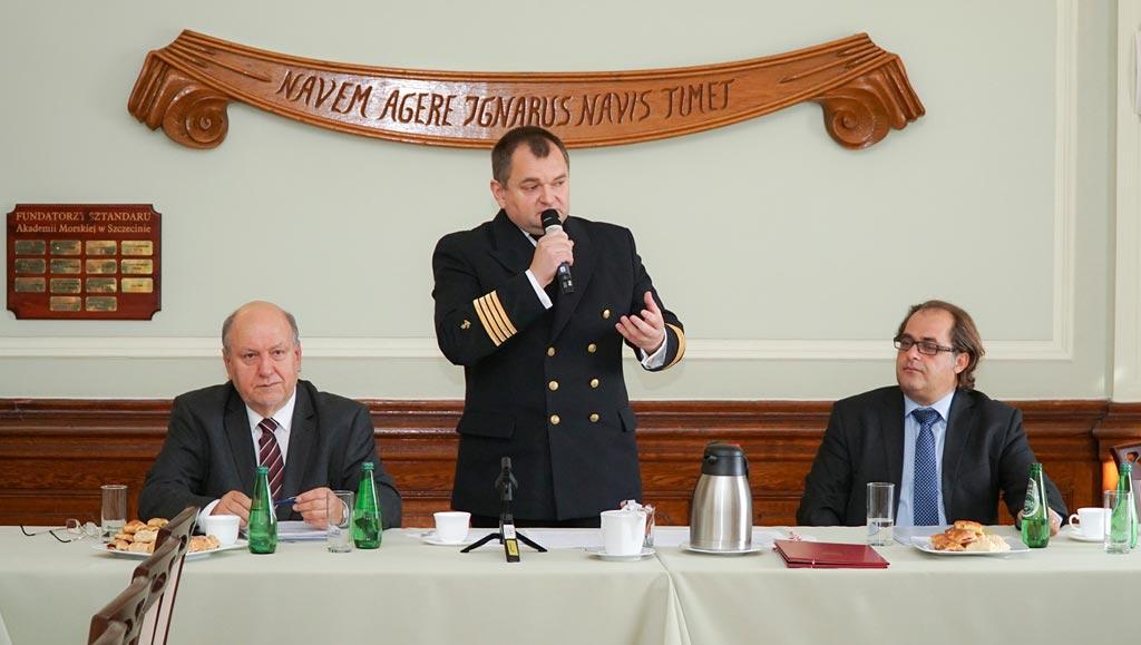 Posiedzenie komitetu PAN w Szczecinie i Świnoujściu