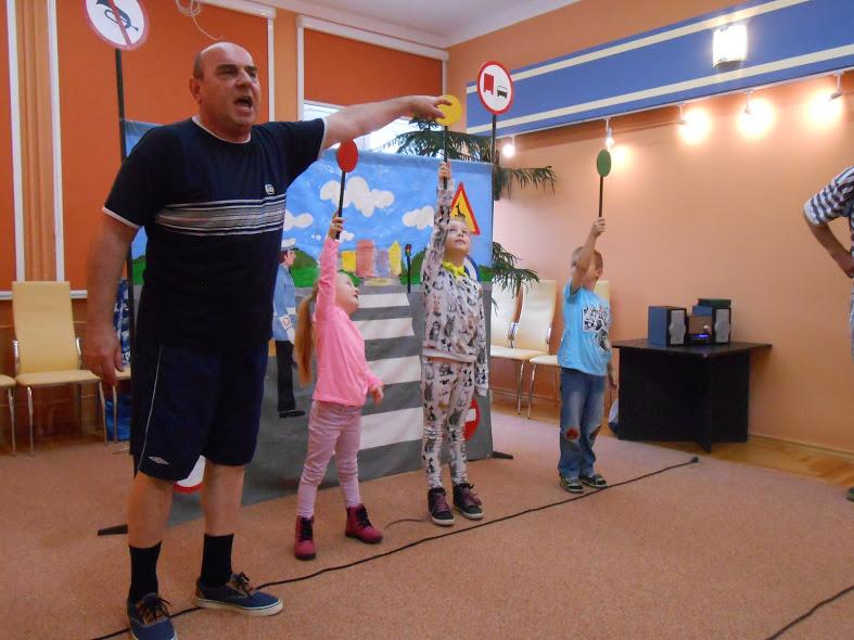 """""""Dary jesieni"""" – teatrzyk dla dzieci młodszych"""