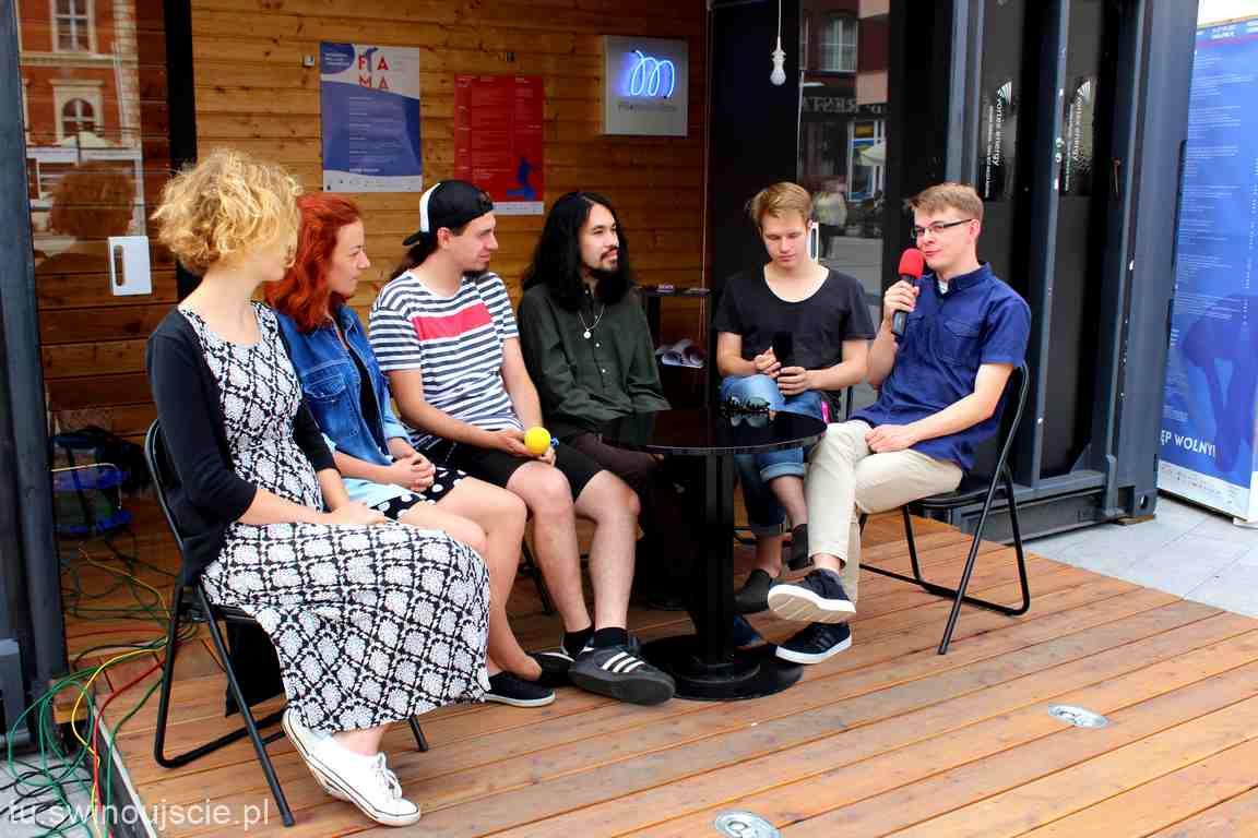 Festiwalowa Telewizja ostatnie spotkanie