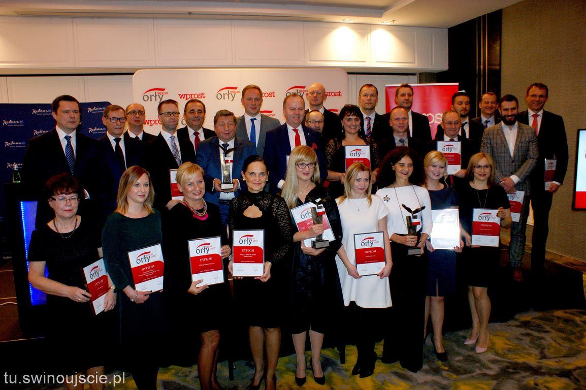 Gala wręczenia Orłów Wprost 2017