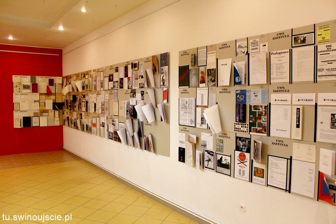 Dzisiaj w Miejskiej Galerii Sztuki współczesnej ms44