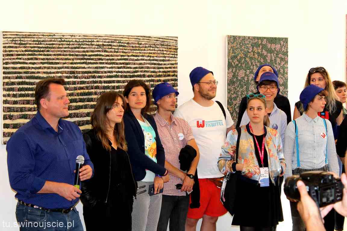 Największa wystawa sztuki współczesnej w historii Świnoujścia