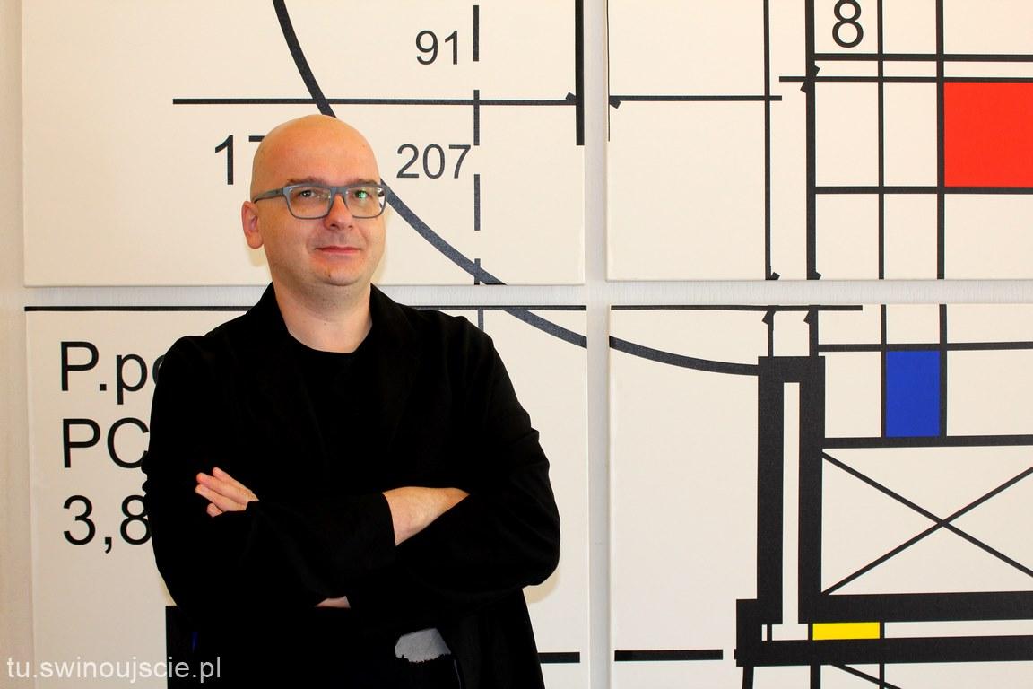 Otwarcie wystawy instalacje i obiekty