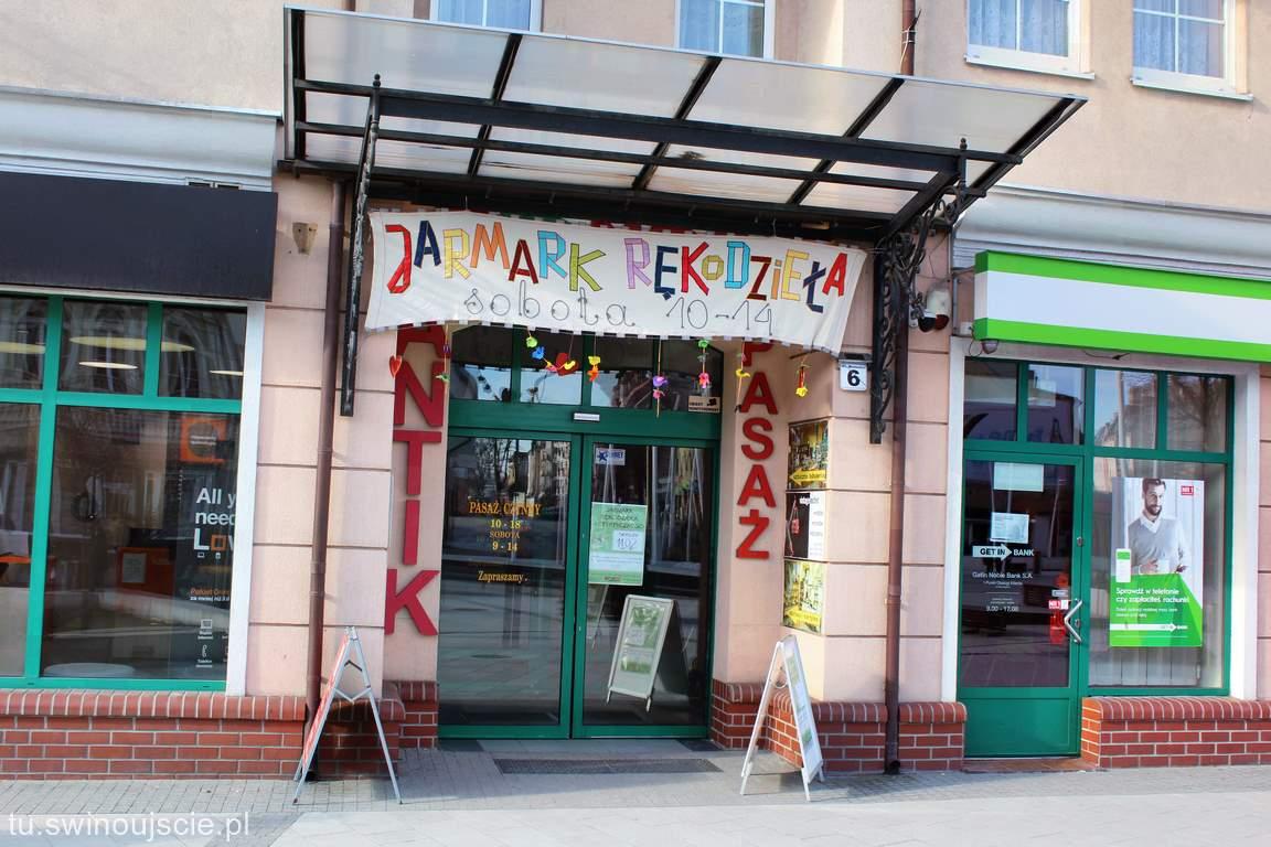 Jarmark Rękodzieła Artystycznego w sobotę