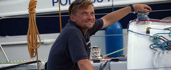 Kpt. jachtowy Kaczorowski: warto stworzyć zespół, by walczyć z najlepszymi