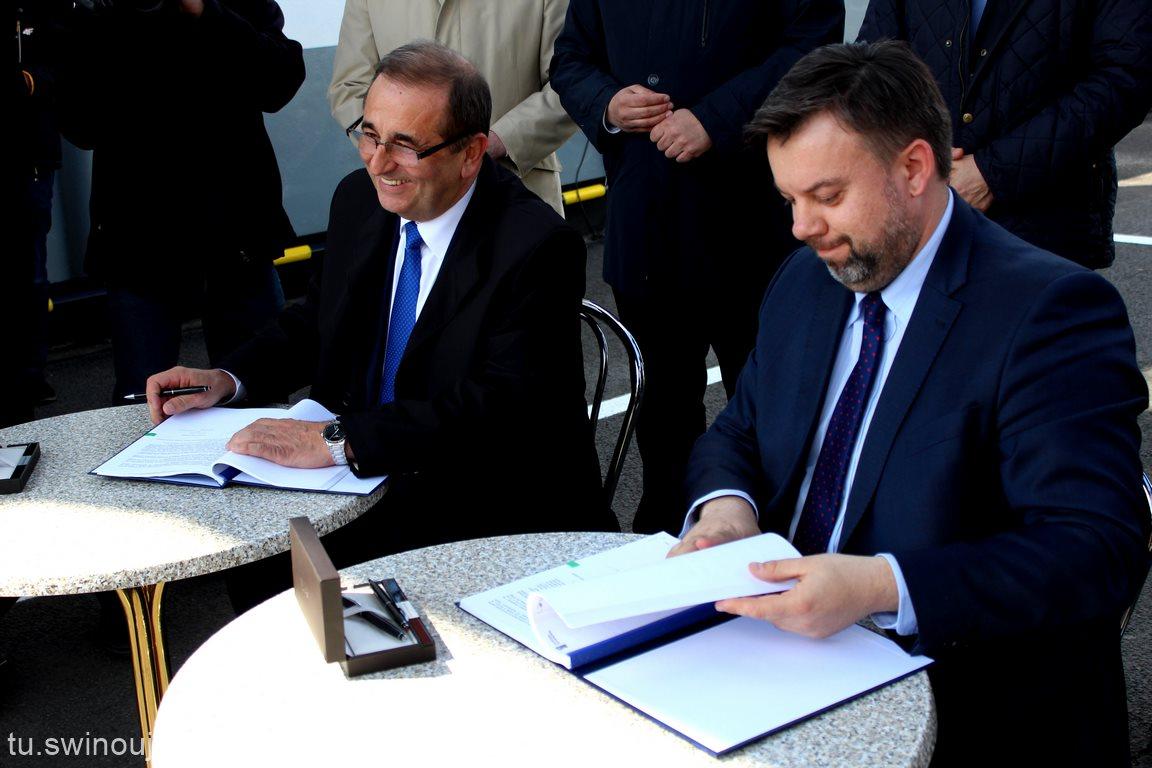 Polski rząd zdeterminowany, aby wybudować tunel pod Świną