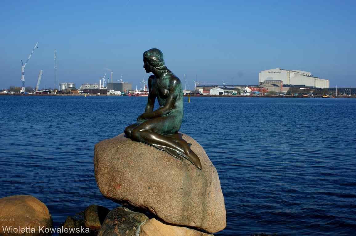 Z notatnika przewodnika (6) Kopenhaga stolica Danii