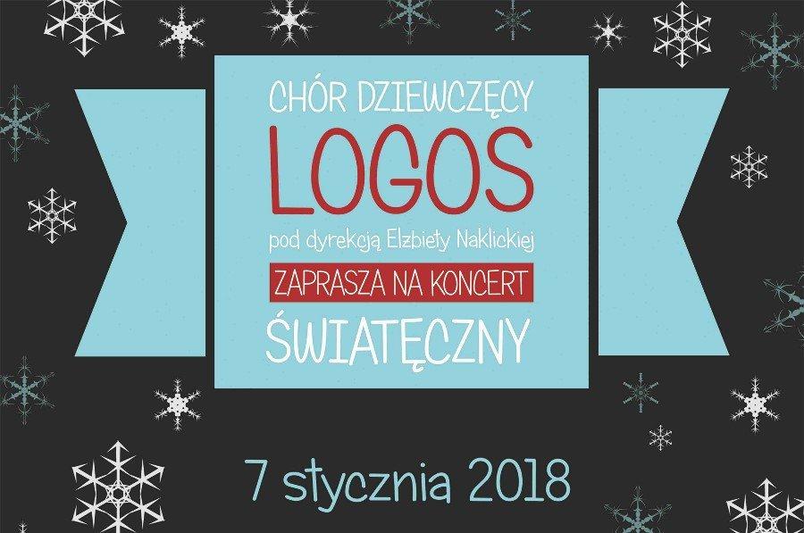 Świnoujście. Koncert Świąteczny Chóru Logos