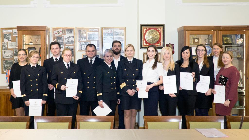 Studenci z Akademii Morskiej w Szczecinie nagrodzeni