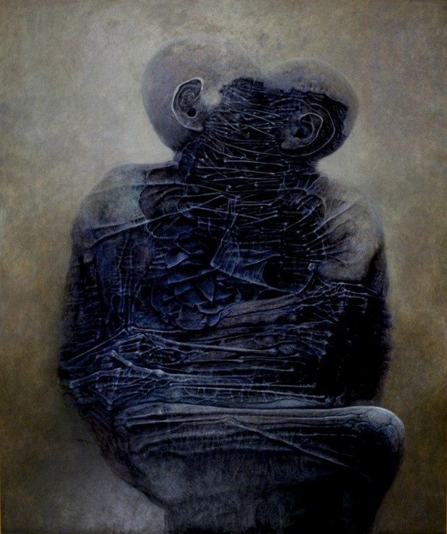 Zdzisław Beksiński – Opowieść cieniem