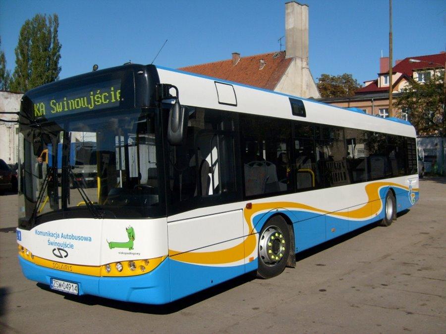 Komunikat o kursowaniu autobusów w okresie Świąt