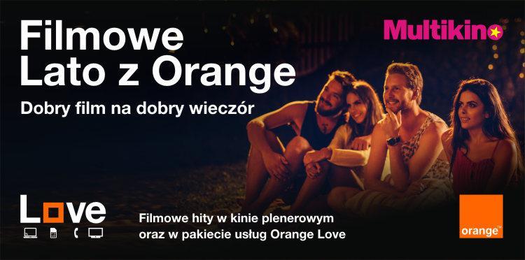 Filmowe Lato z Orange i Multikinem w Świnoujściu