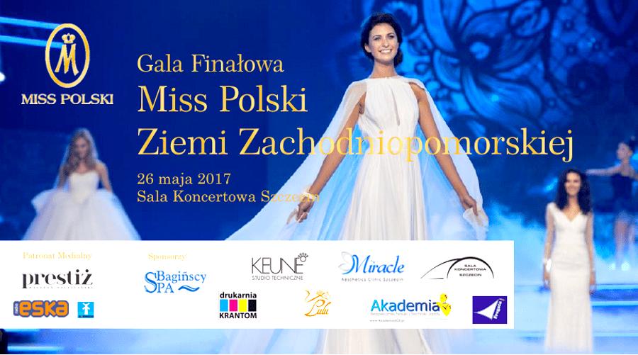 Konkurs Miss Polski wraca na Pomorze Zachodnie