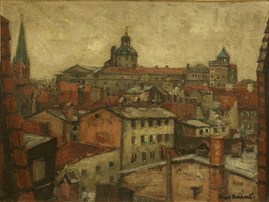 Eugen Dekkert – muzealne atelier