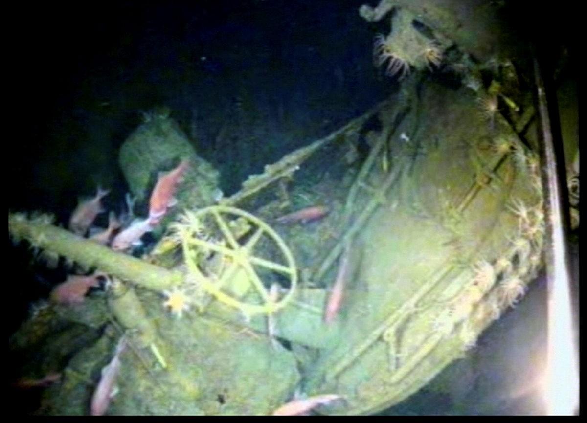 Tego okrętu szukali ponad 100 lat.