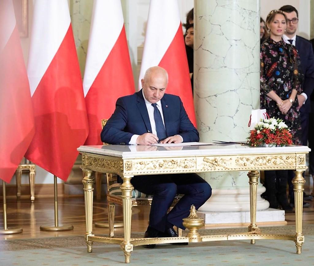 Absolwent ZSM w Świnoujściu – Joachim Brudziński – Ministrem MSWiA