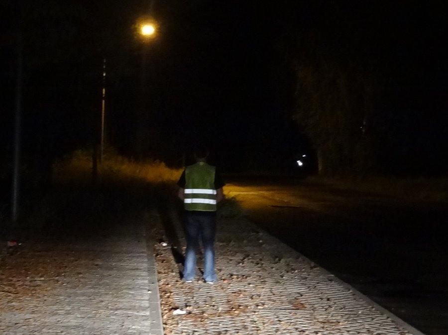 Bądź widoczny na drodze – noś odblaski