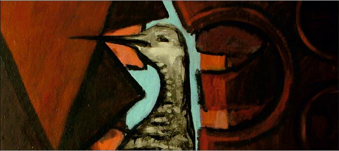 Wystawa czasowa: Ptak bez przestrzeni