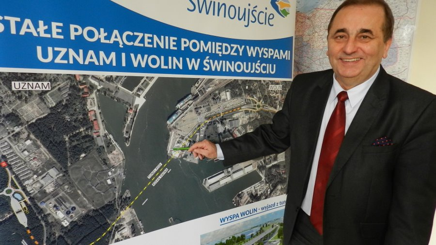Prezydent Świnoujścia znów  w gronie najlepszych polskich  samorządowców.