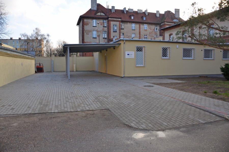 Nowe pomieszczenia dla osób zatrzymanych