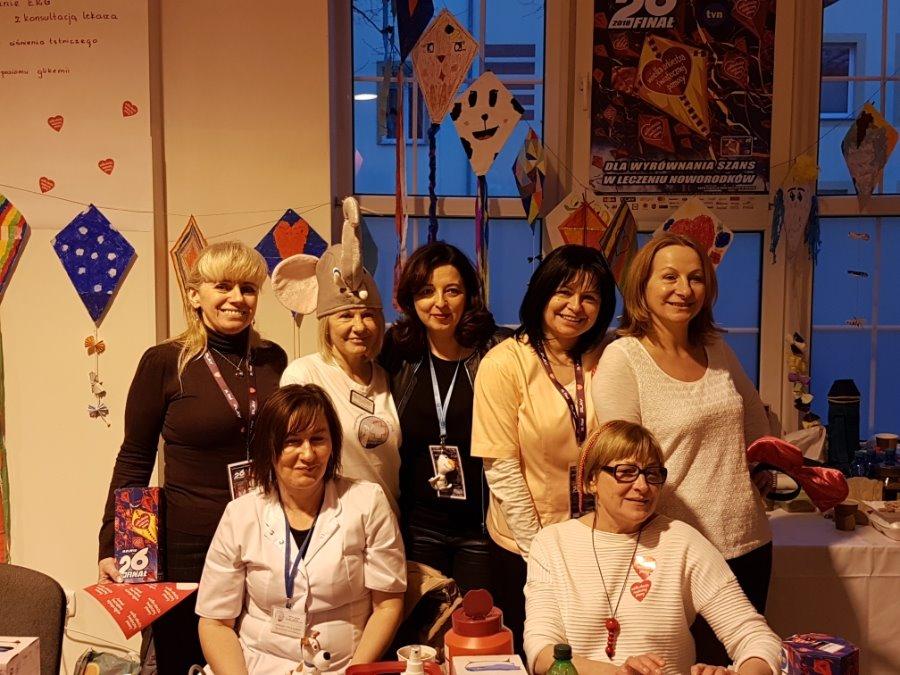 Szpital Miejski w Świnoujściu zagrał na rzecz WOŚP