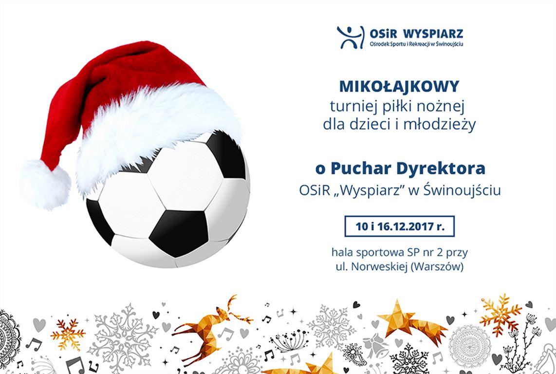 Mikołajkowy Turnieju Piłkarski