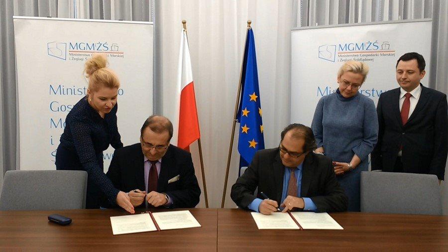 Zawarto porozumienie o przejęciu Zespołu Szkół Morskich w Świnoujściu