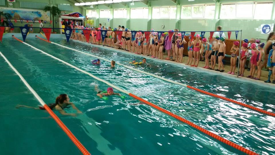 Wyniki Otwartych Zawodów Pływackich dla dzieci i młodzieży