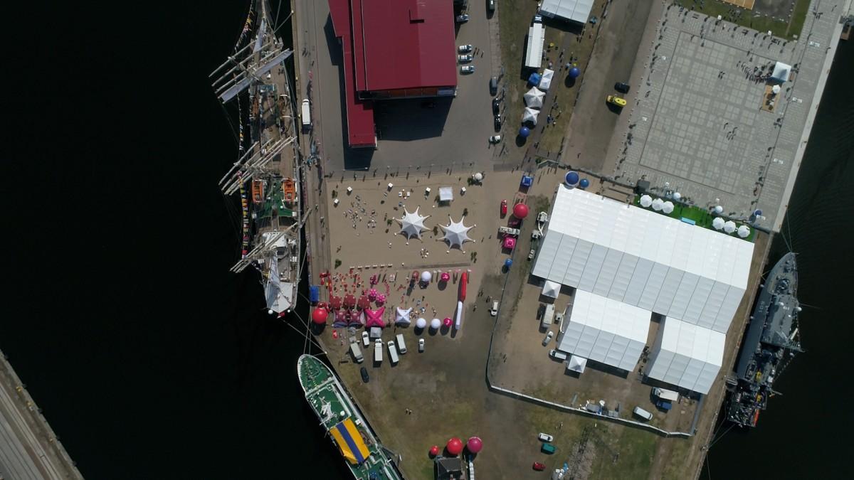 Światowe Dni Morza w Szczecinie
