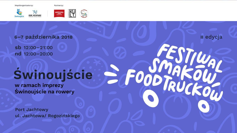 Festiwal Smaków Food Trucków wraca do Świnoujścia!