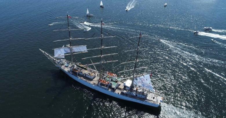 Dar Młodzieży, ORP Kormoran i wiele innych atrakcji na Światowych Dniach Morza