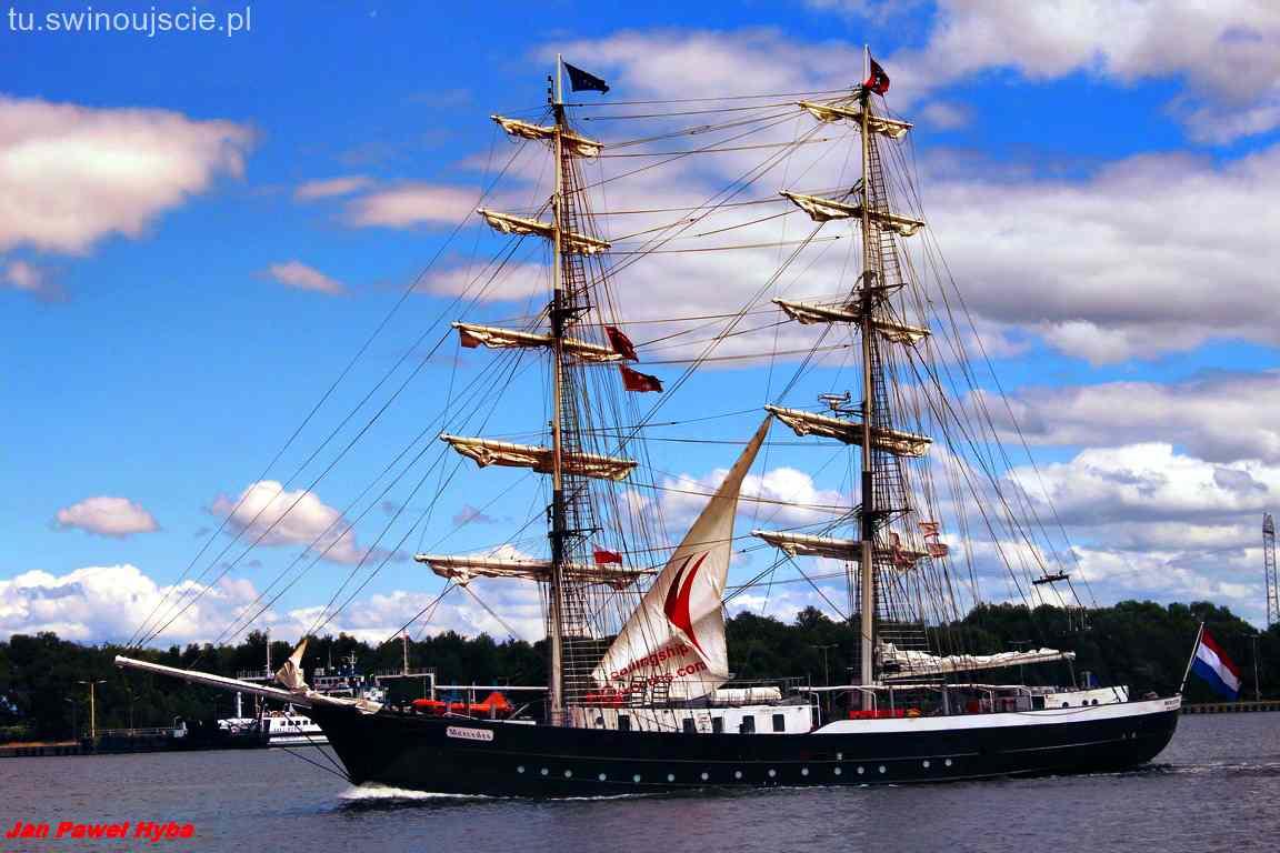 Tylko u nas. Zobaczysz piękne żaglowce płynące na Tall Ship Races!