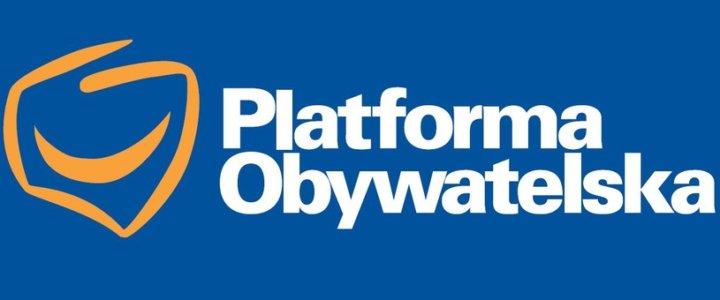 Platforma Obywatelska logo
