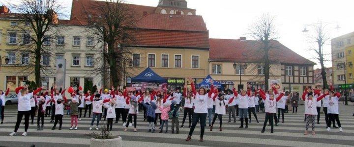 Gryfice. Nazywam się Miliard/ One Billion Rising Poland 2020 - fotorelacja.