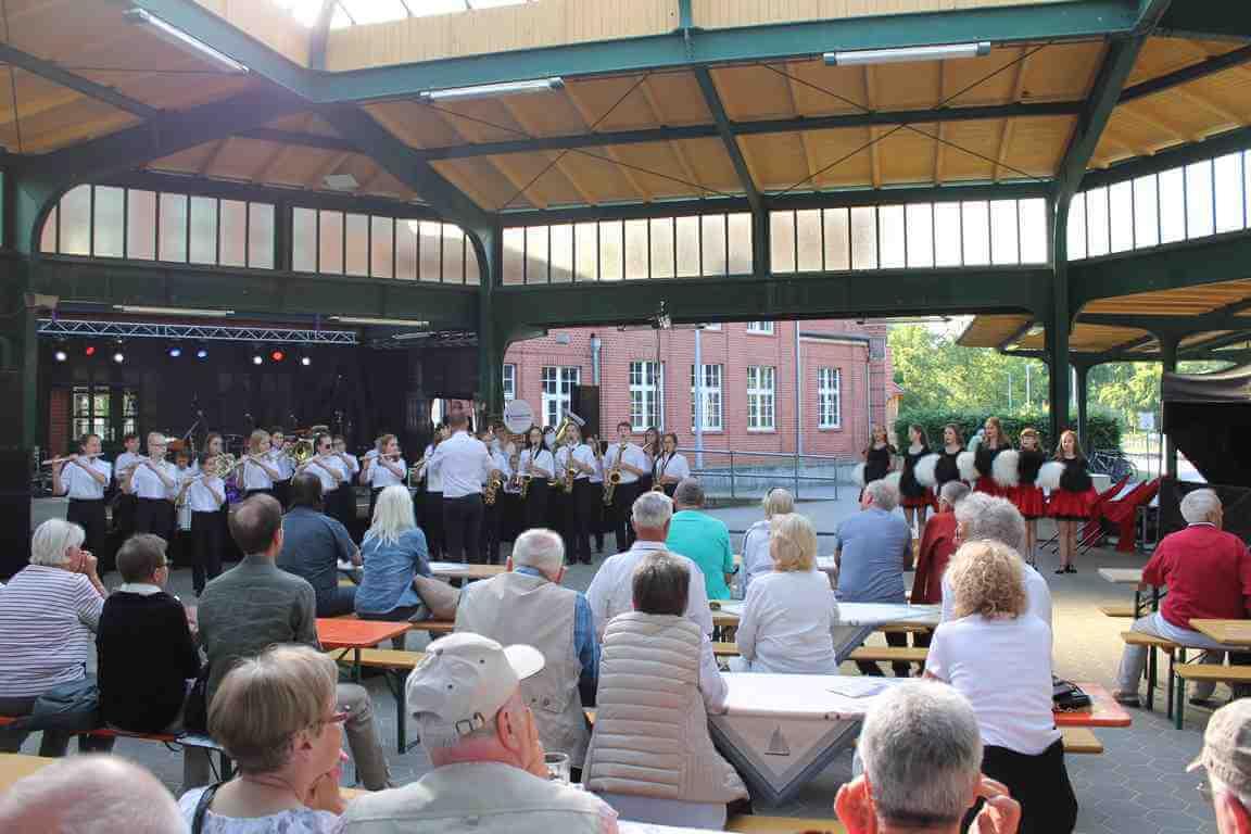Świnoujście. Jazz na polsko-niemieckiej wyspie Uznam. 22 Festiwal Jazzu na dworcu w Heringsdorfie