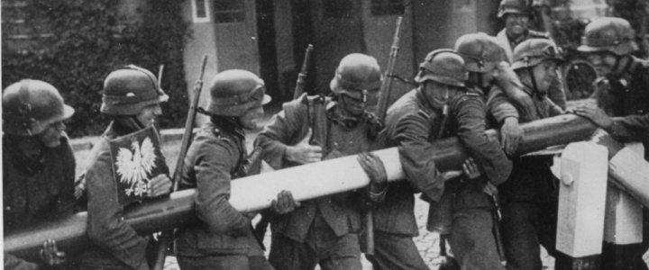 Świnoujście Wybuch II Wojny Światowej