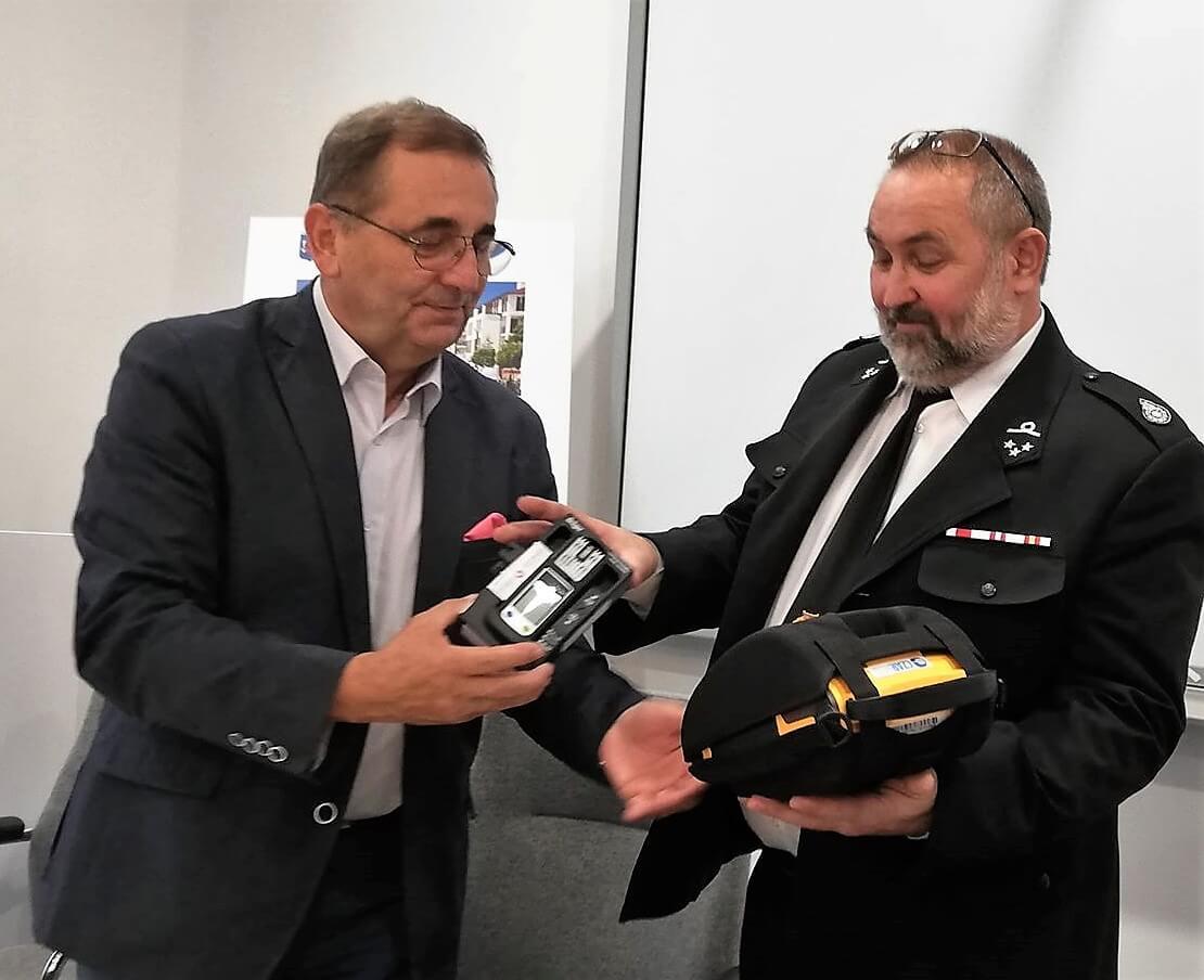 Świnoujście. Nowy sprzęt dla Ochotniczych Straży Pożarnych w Karsiborze i Przytorze