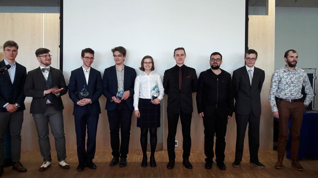 Sukces studentów Akademii Morskiej w Szczecinie