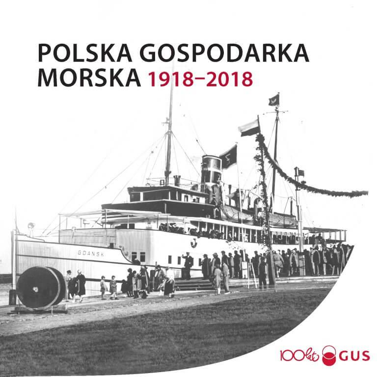 Polska gospodarka morska 1918-2018. Folder okolicznościowy