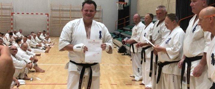 Świnoujska Akademia Karate Kyokushin.