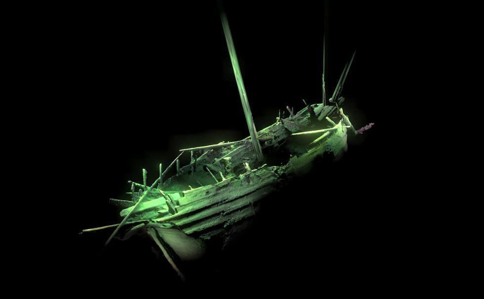 Na dnie Bałtyku znaleziono 500-letni wrak. Jest w idealnym stanie (wideo)