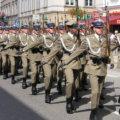 Świnoujście. W sobotę Święto Wojska Polskiego.