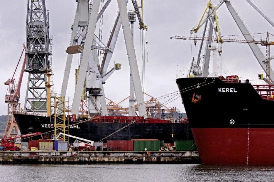 Wsparcie Województwa Zachodniopomorskiego dla branży stoczniowej