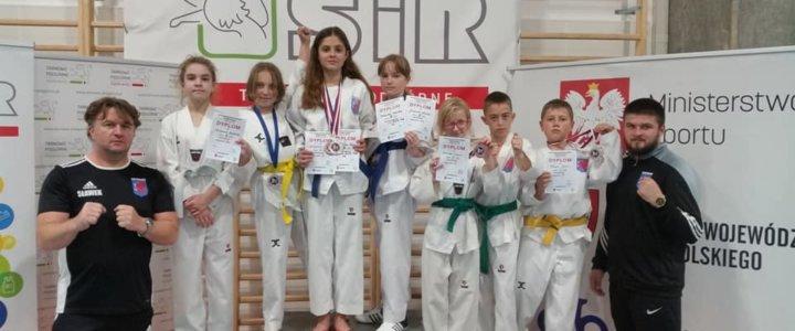 Świnoujście. Taekwondo olimpijskie.