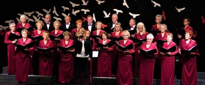 Świnoujście. Koncert pieśni patriotycznych z okazji Święta Niepodległości Polski