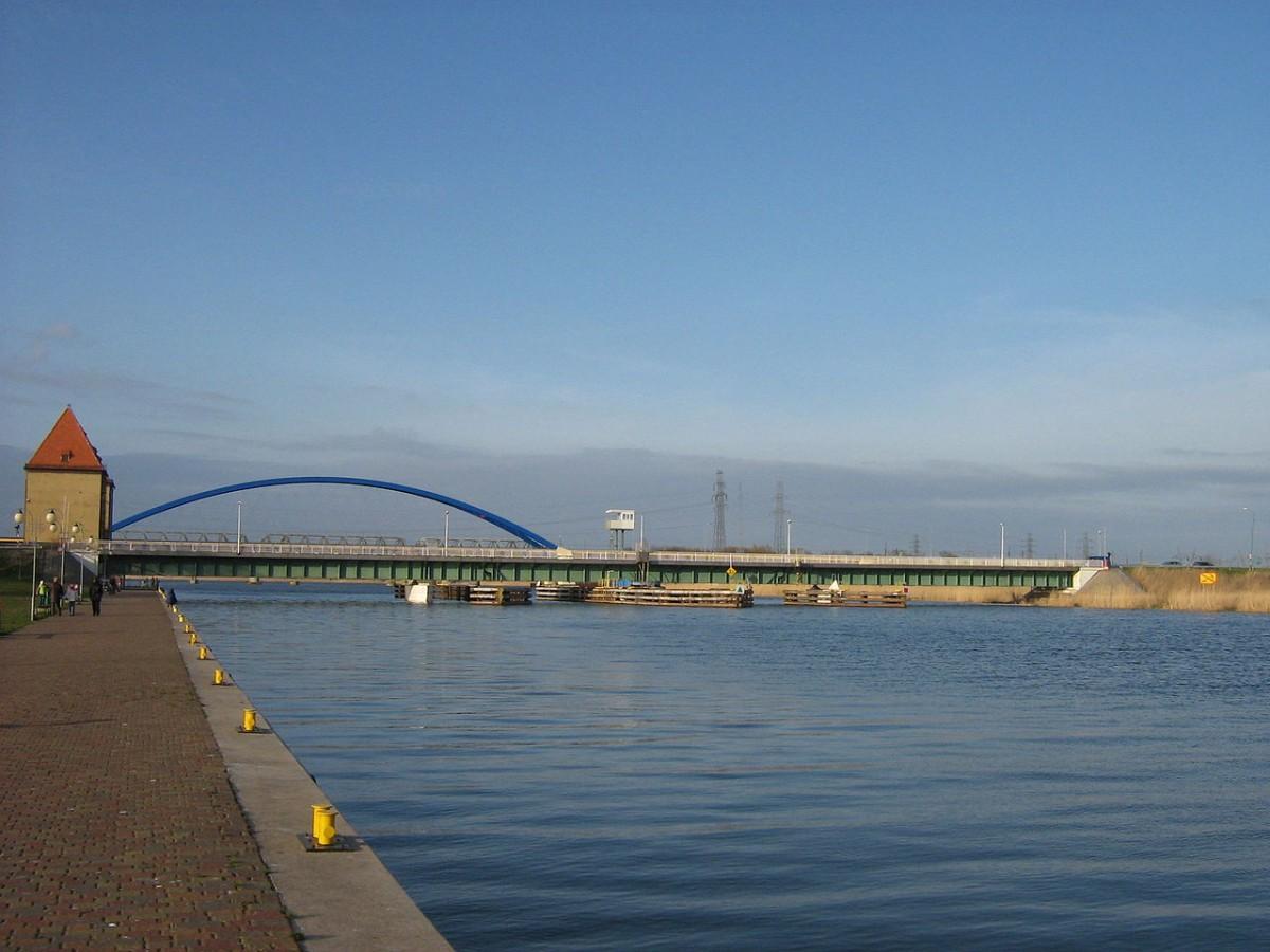 Port morski w Wolinie będzie większy